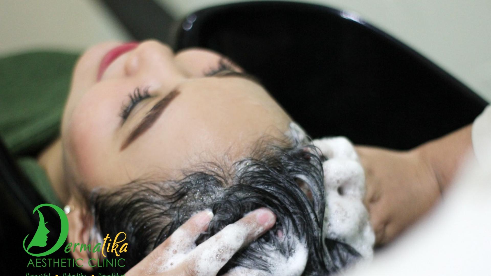 Perawatan Rambut Ketombe